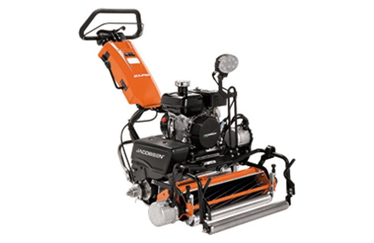 JACOBSEN ECLIPSE 2 WALK BEHIND REEL MOWER