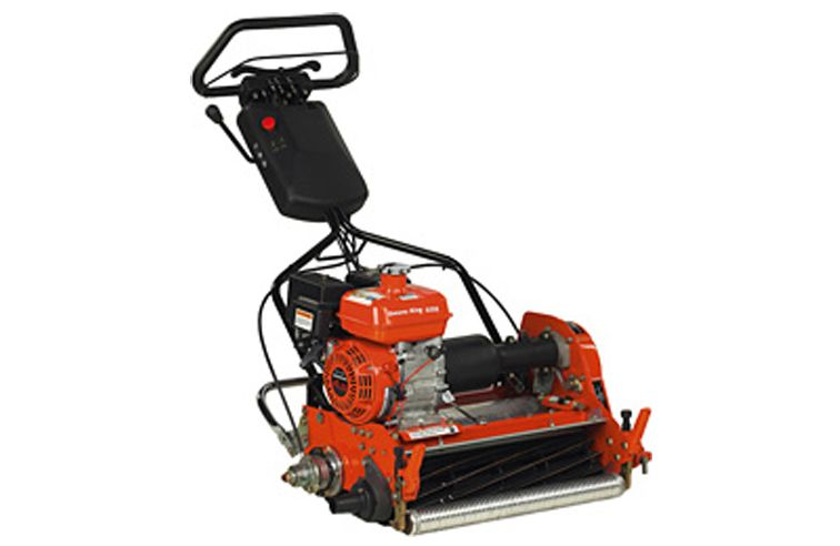 JACOBSEN GREENS KING 500 SERIES WALK BEHIND REEL MOWER
