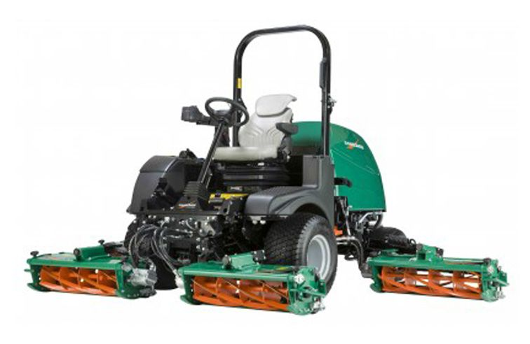 RANSOMES MP655 CYLINDER MOWER