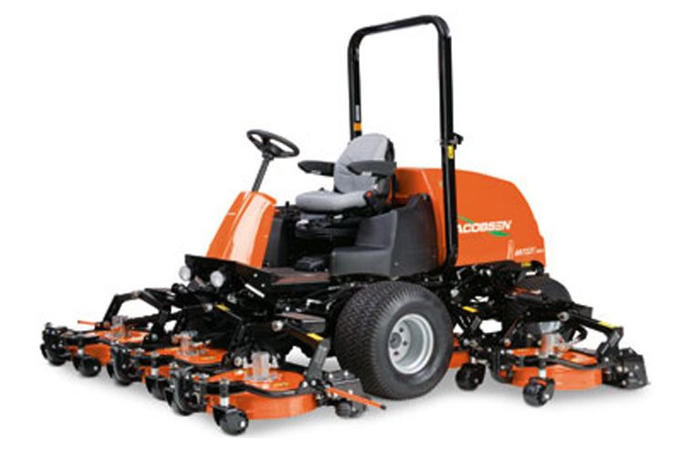 JACOBSEN AR722T CONTOUR ROTARY MOWER