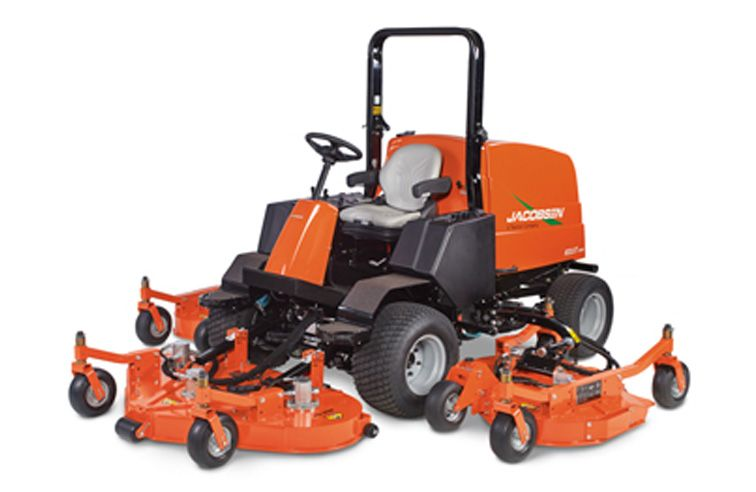 JACOBSEN R311T LARGE AREA ROTARY MOWER