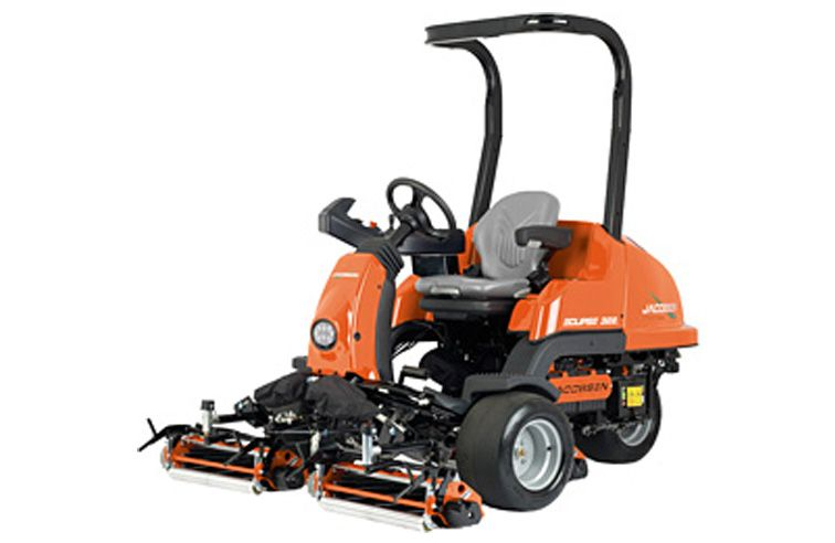 JACOBSEN ECLIPSE 322 HYBRID SMALL AREA REEL MOWER