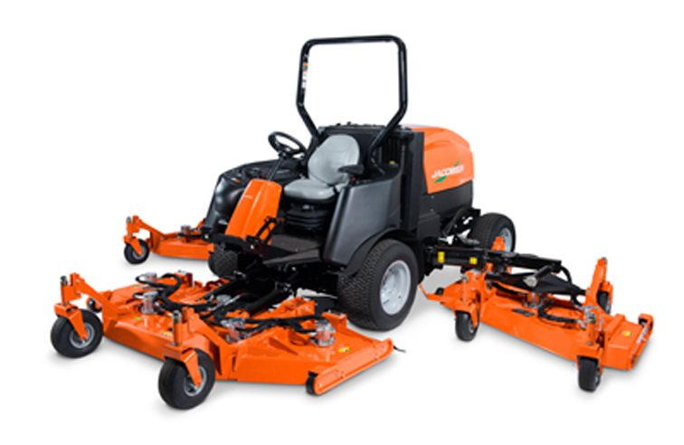 JACOBSEN HR9016T LARGE AREA ROTARY MOWER