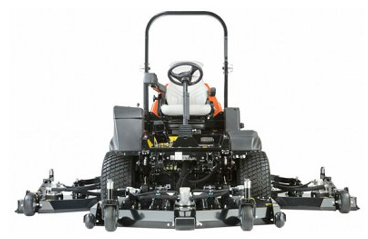 JACOBSEN HR500 LARGE AREA ROTARY MOWER