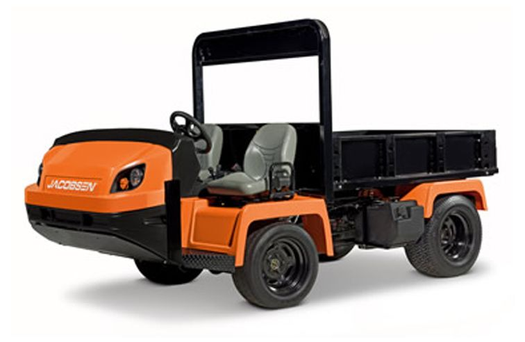 JACOBSEN TRUXSTER XD DIESEL UTILITY VEHICLE