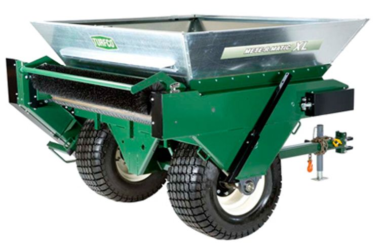 TURFCO METE-R-MATIC XL TOP DRESSER