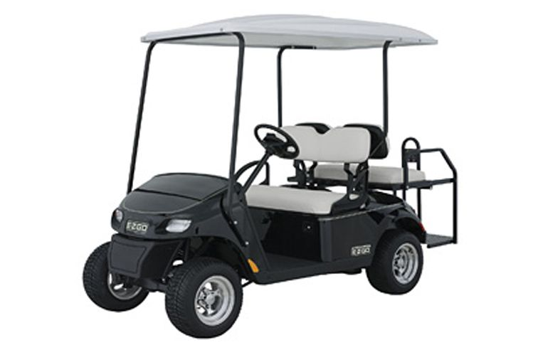E-Z-GO TXT SHUTTLE 2+2 ELECTRIC