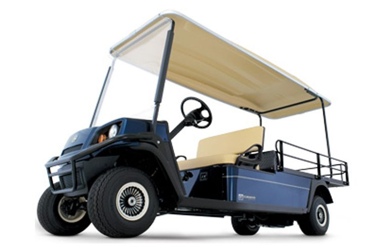 CUSHMAN SHUTTLE 2 ELECTRIC