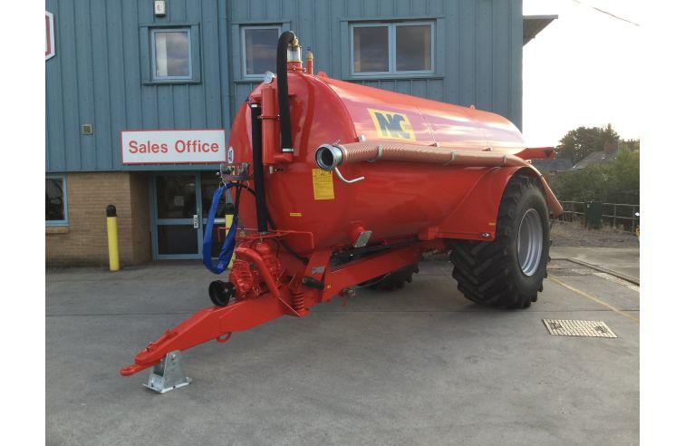 NEW NC 2500 SLURRY TANKER