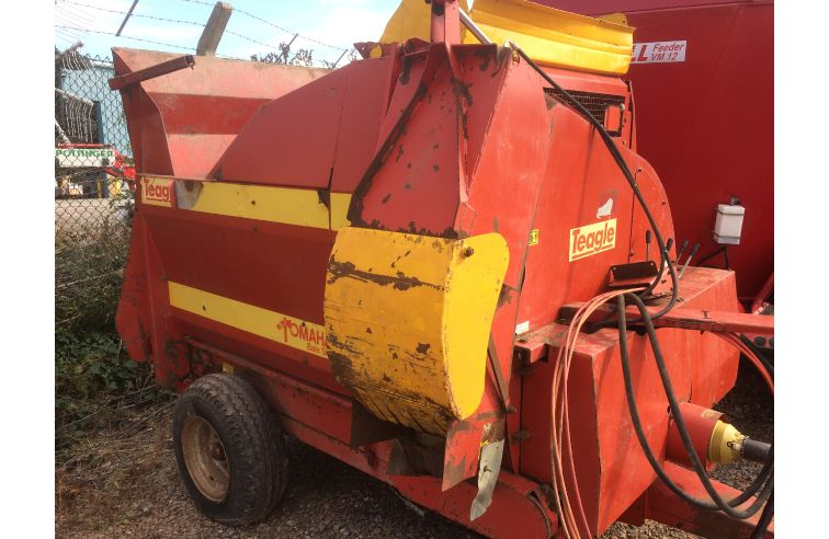 TEAGLE 8080 STRAW SHREDDER