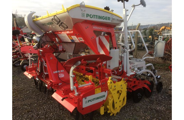 NEW POTTINGER AEROSEM 3M DRILL