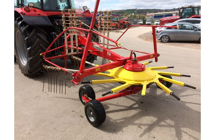 USED POTTINGER EUROTOP 461