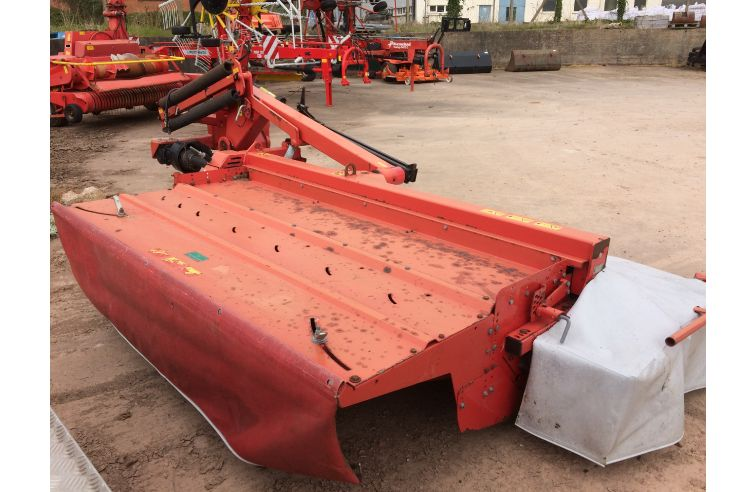 Used Lely Mower Conditioner