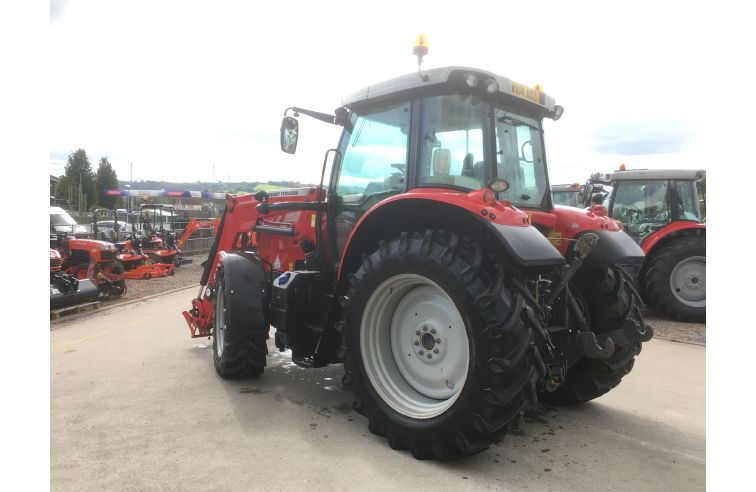 Used Masseyferguson 6615