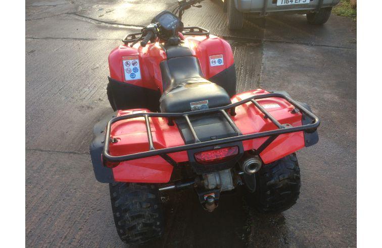 USED HONDA TRX 250 TE