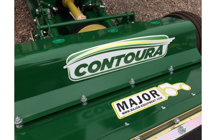 MAJOR CONTOURA MOWER