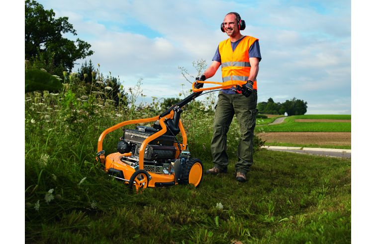 AS 531 2 Stroke Professional Mower