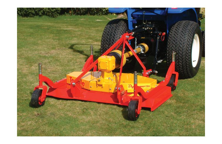 Teagle Dynamo finishing mower
