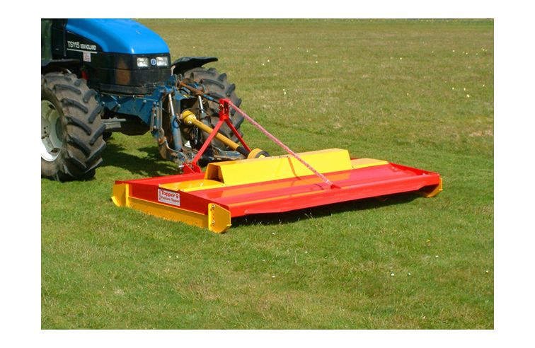 Teagle Shaft driven pasture topper