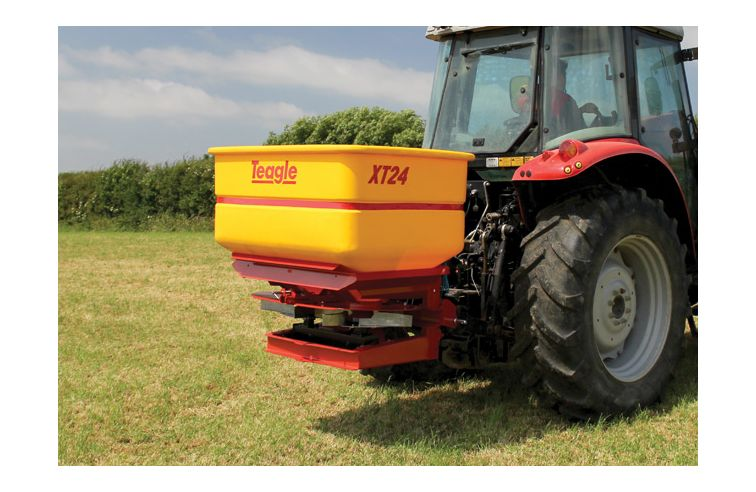 Teagle XT24 and XT48 Fertiliser Spreaders