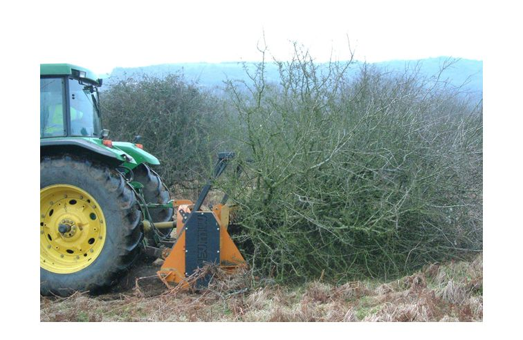 Teagle EFX (Fixed Tooth) Forestry Mulcher