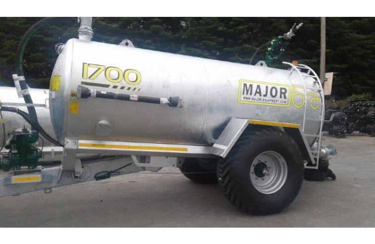 Major Agri Slurry tankers