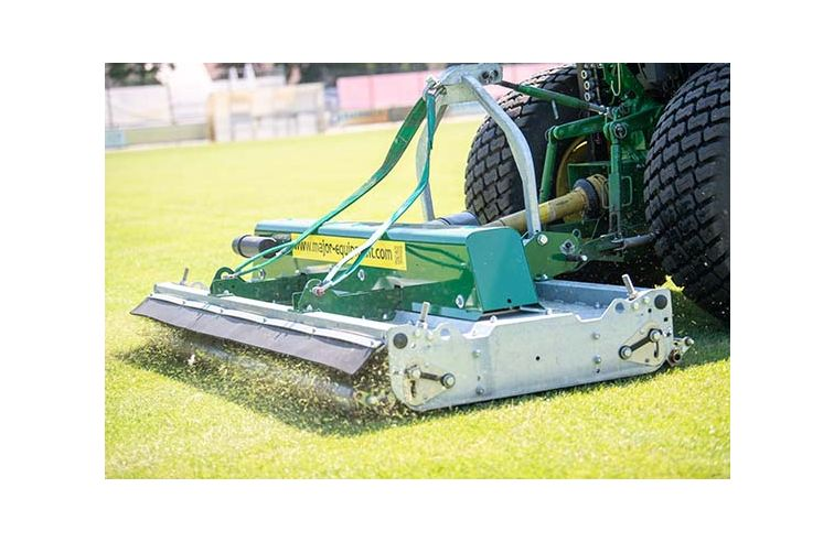 Major Rigid Deck Roller Mower