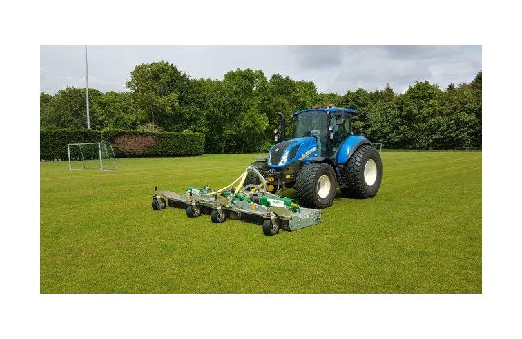 Major Front Mounted Roller Mower