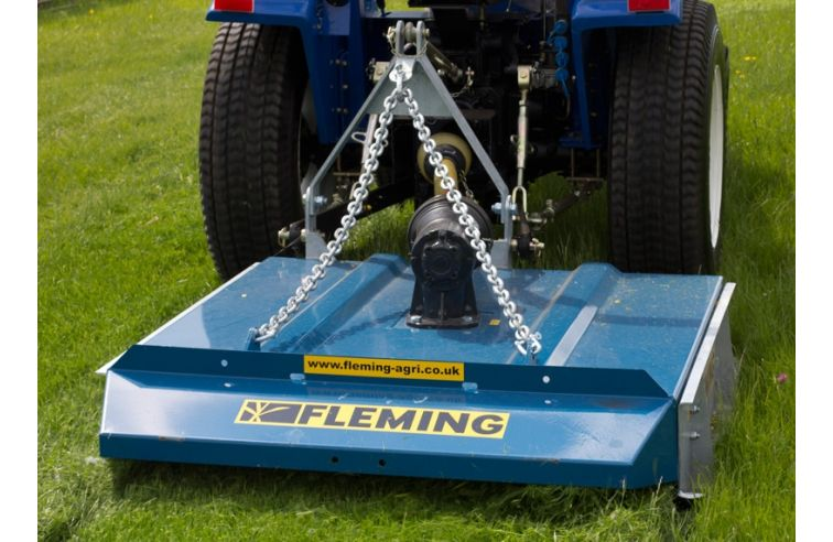 Fleming Inline and Semi Offset Grass Toppers