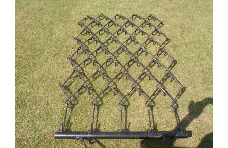 Fleming Trailed Grass Harrow