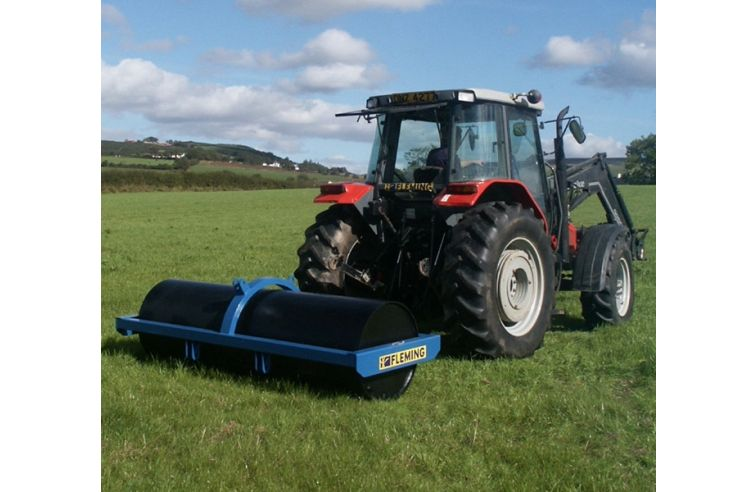 Fleming Trailed and 3 Point Linkage Land Roller
