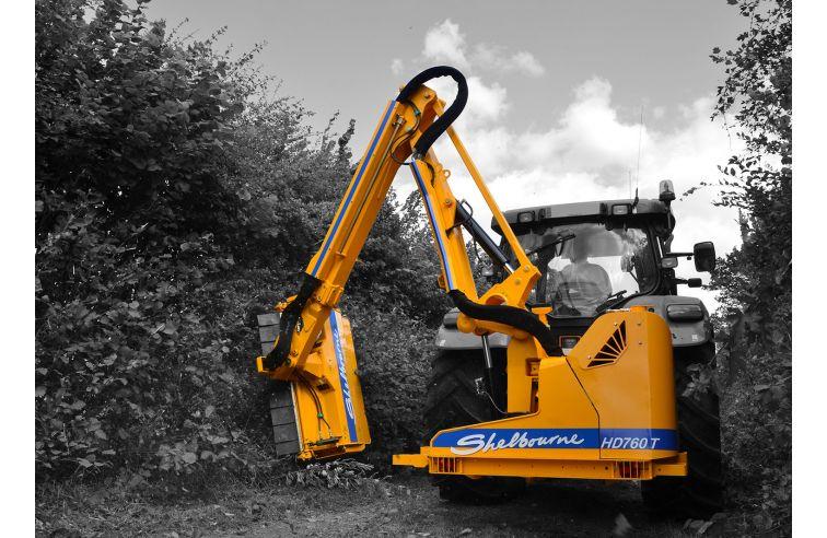 Shelbourne Reynolds HD760T Hedge Trimmer
