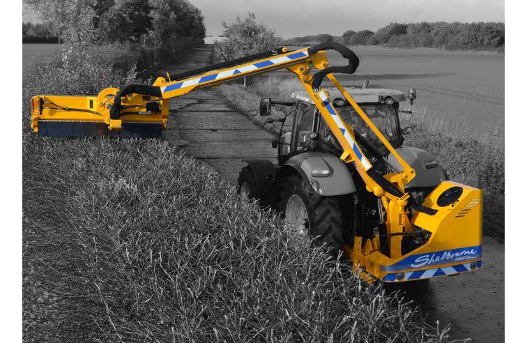 Shelbourne Reynolds HD870T Hedge Cutter