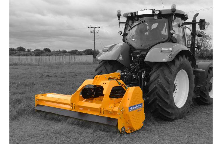 Shelbourne Reynolds FBO - 2800 Flail Mower