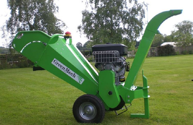 GREENMECH CS100 CHIPPER