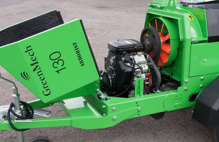 GREENMECH ARBORIST 130 CHIPPER
