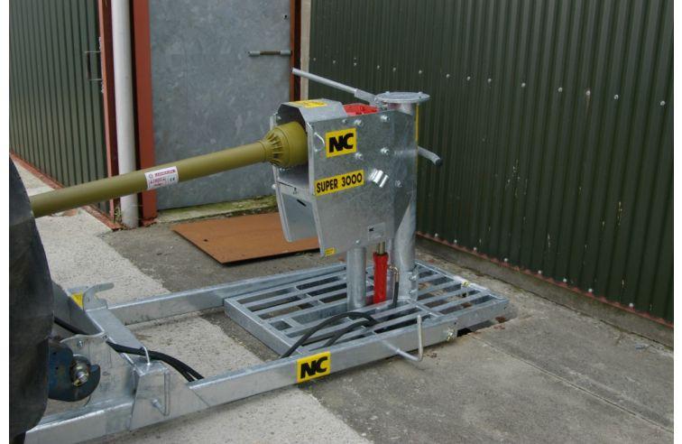 NC Slurry Pump Super 3000