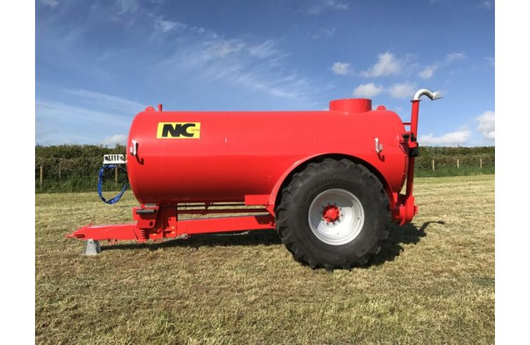 NC Top Fill Tankers - Single Axle