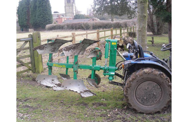 Kilworth VR & BR Plough