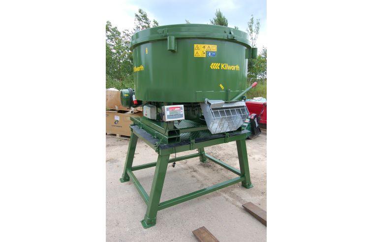 Kilworth Special Build Pan Mixers
