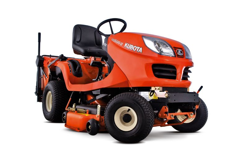 "KUBOTA GR1600-II 42"" DIESEL RIDE ON MOWER"