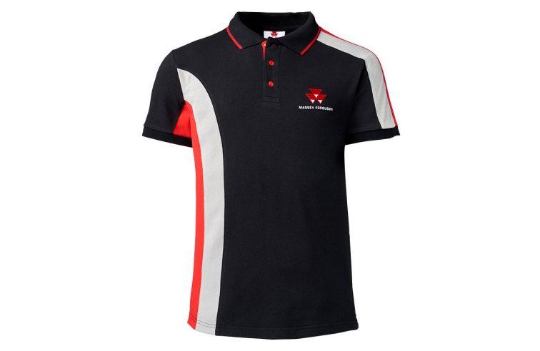 Men's Graphic Polo Shirt