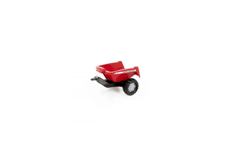 Trailer for Massey Ferguson pedal tractor