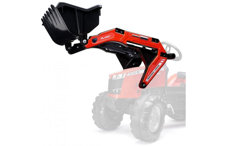 MF Front Loader for the MF 8700 S