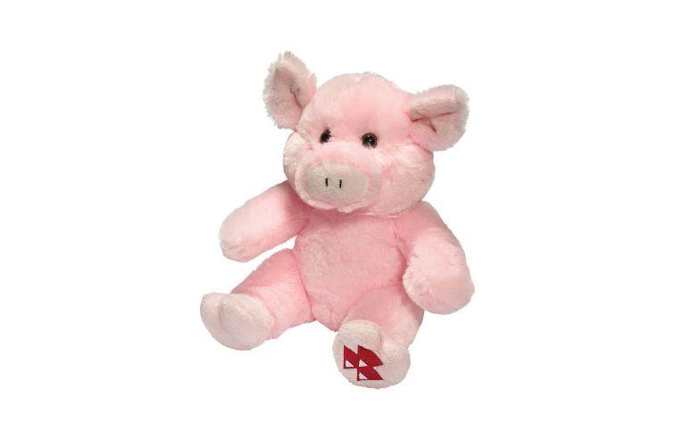 Plush Pig Massey Ferguson