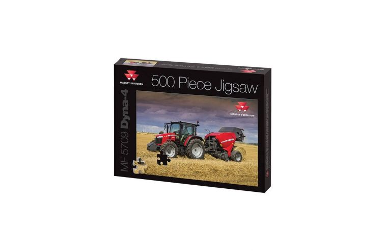 500 Pc Puzzle MF 5709 Dyna-4