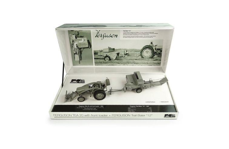 TEA 20 with F12 Baler | 1:32