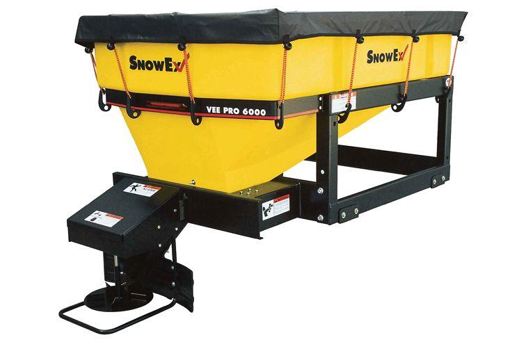 SNOWEX SP-6000 V-PRO SPREADER