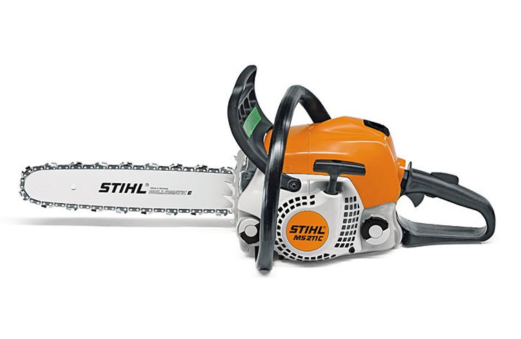 "STIHL MS211C-BE 2.3HP 16"" ERGO CHAINSAW"