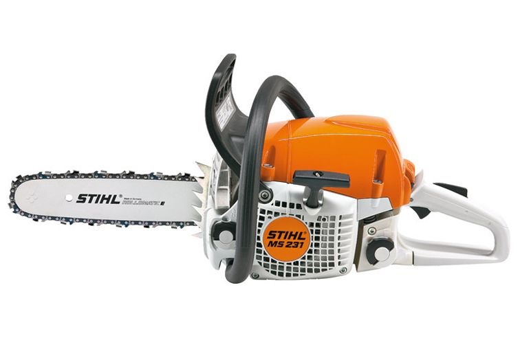 "STIHL MS231 2.7HP 16"" CHAINSAW"
